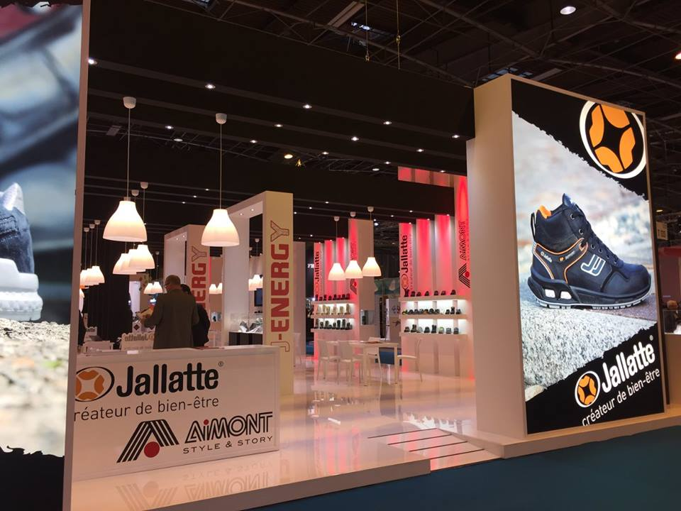 Stand Expoprotection Jallatte 2016